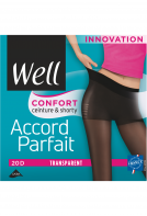 Accord Parfait Collant Transparent