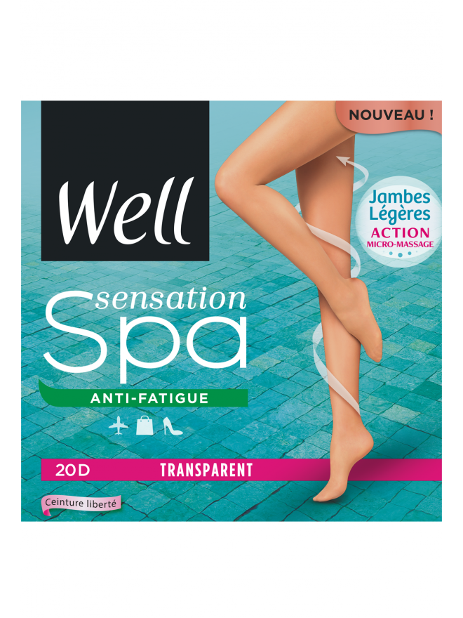 Sensation Spa Anti-Fatigue