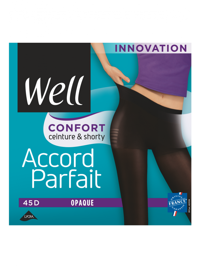 Accord Parfait Collant Opaque