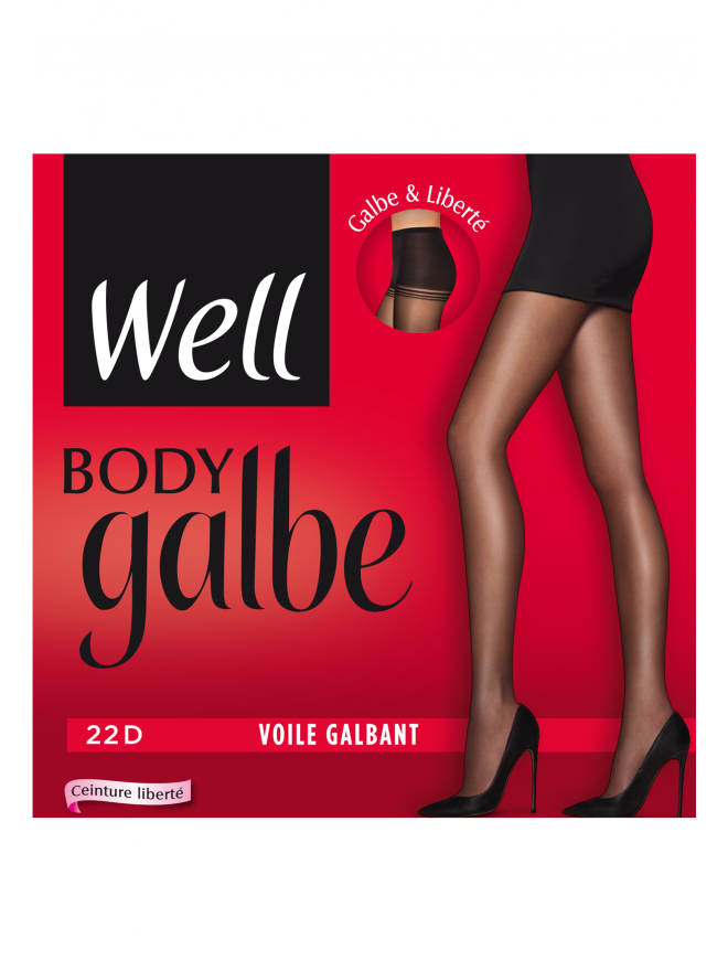 Well Body Galbe Voile Galbant