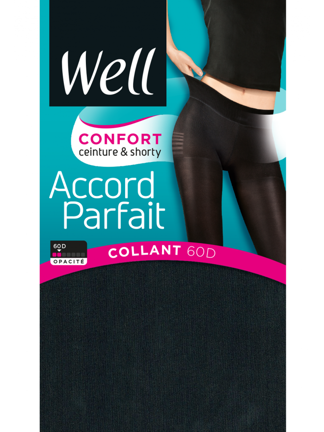 Accord Parfait Collant Opaque Peg