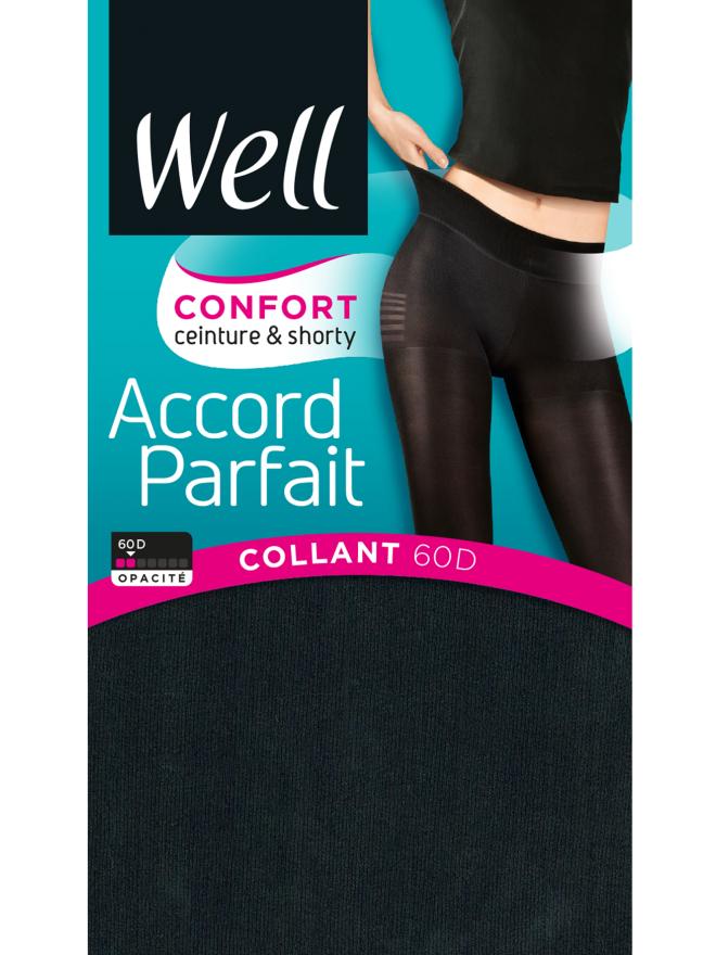 Accord Parfait Collant Opaque Peg
