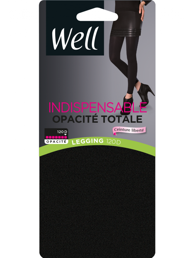 Legging Opacité Totale