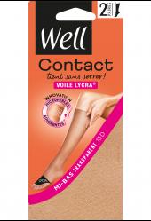 Contact Voile Lycra Lot 2 de  mi-bas