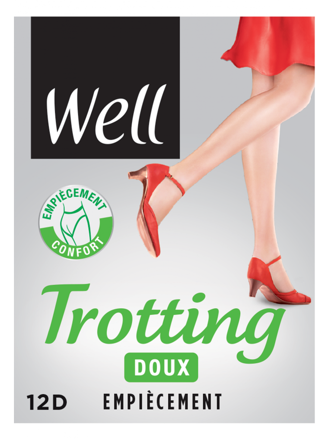 Trotting Doux Empiècement