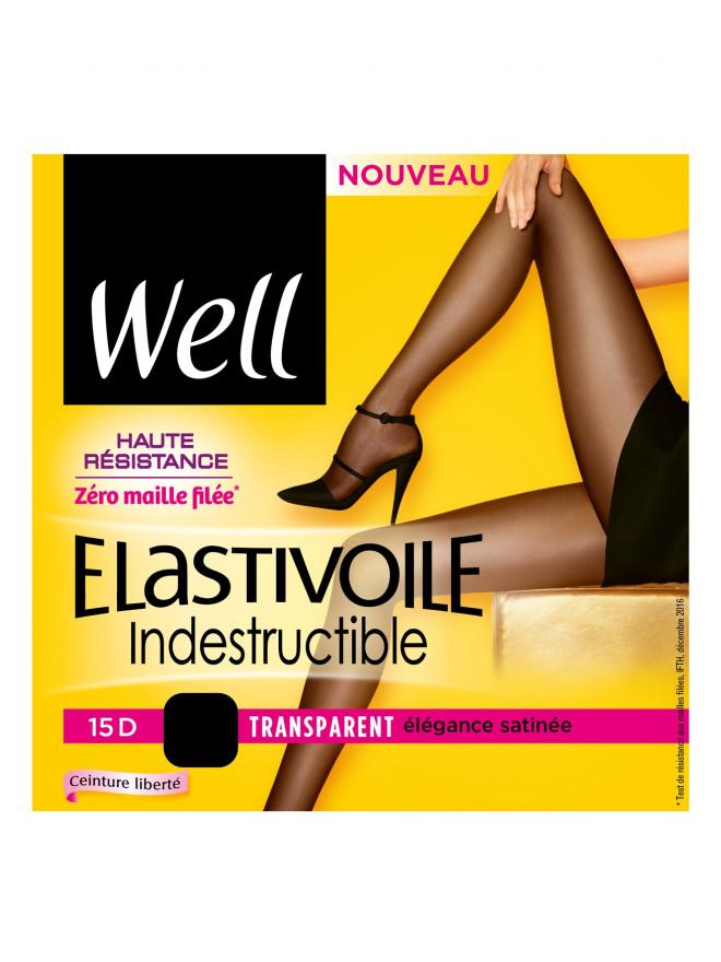 Elastivoile Indestructible Zéro Maille Filée