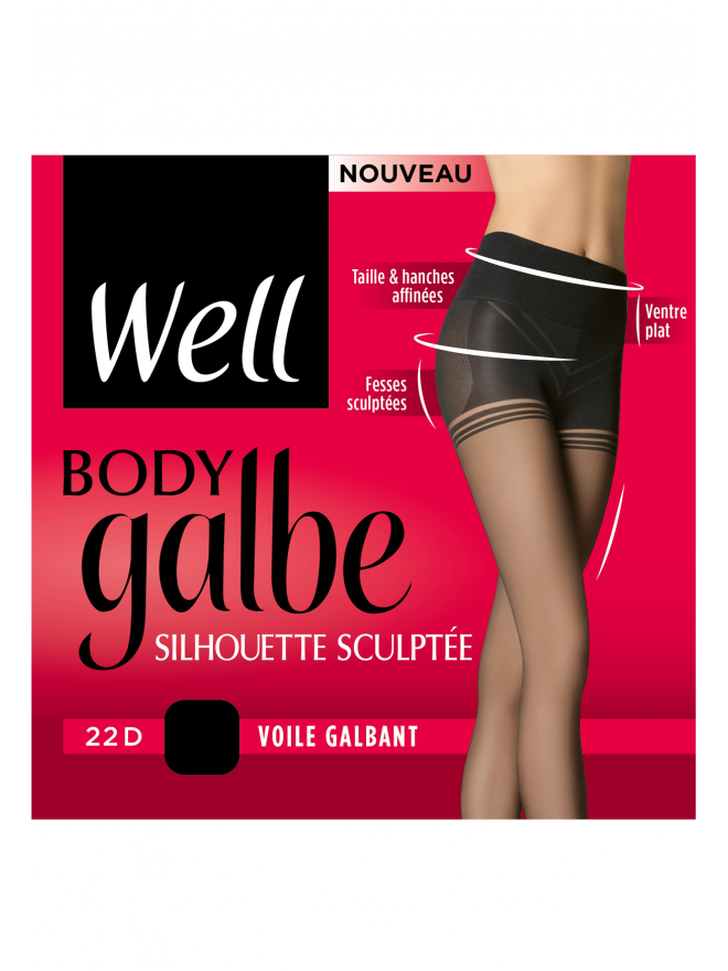 Well Body Galbe Silhouette Sculptée