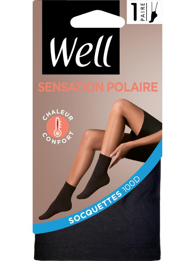 Sensation Polaire socquette