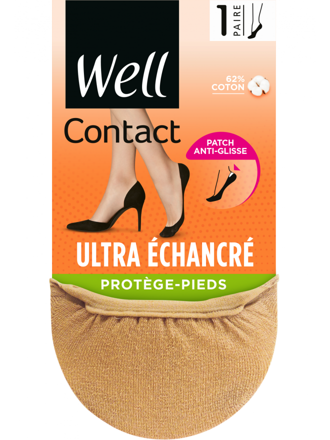 Protège-Pieds - Contact Ultra Echancré