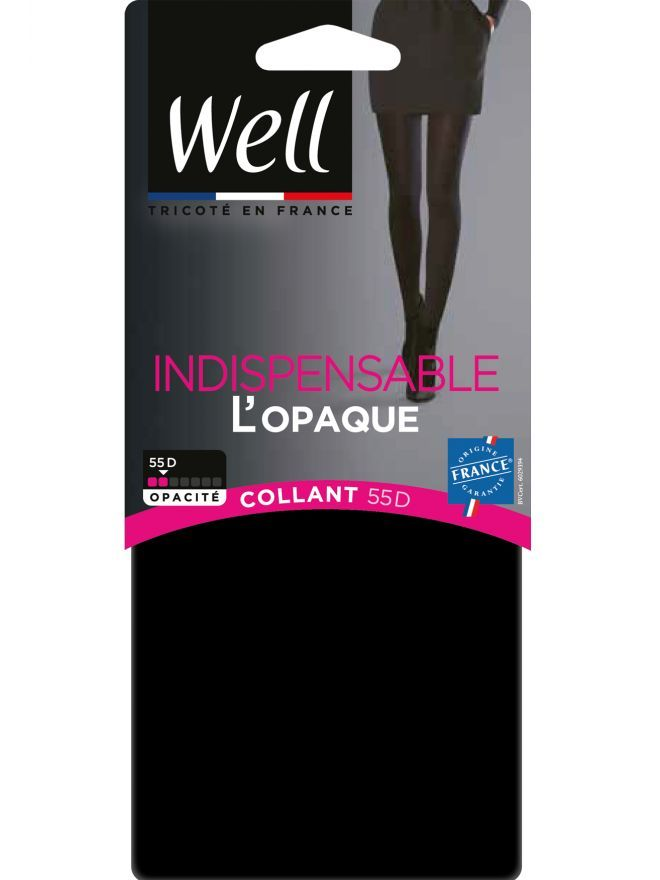 Indispensable L'opaque Collant