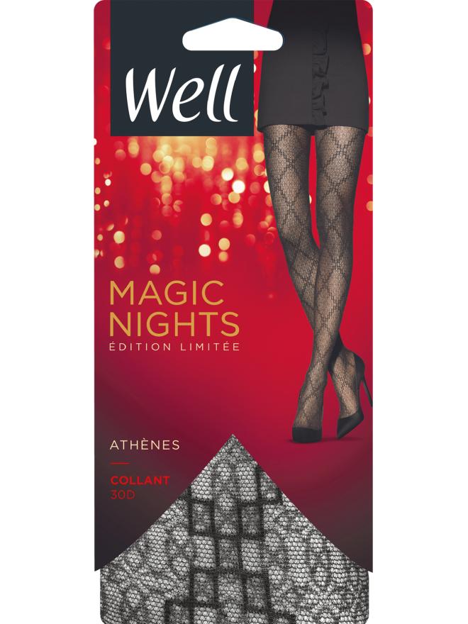 Magic Nights Athènes Collant Voile