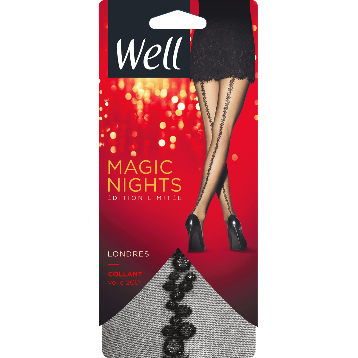 Magic Nights Londres Collant Voile