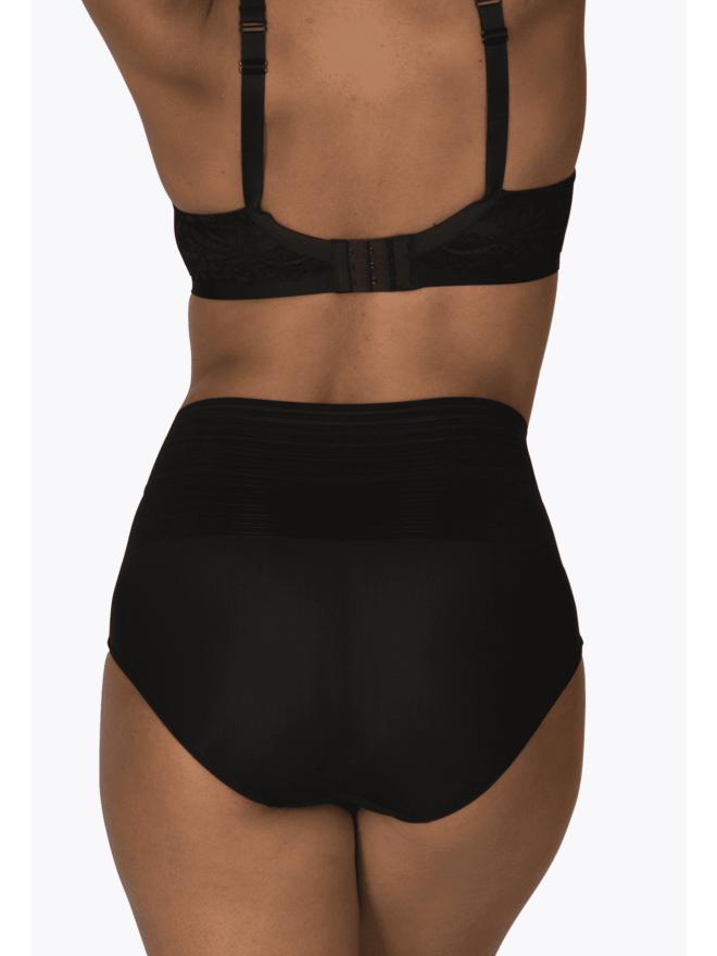 Culotte Haute Body Galbe Graphique