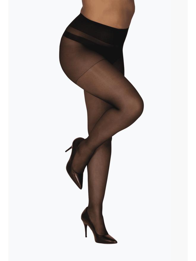 Collant Transparent 15D Elastivoile Résistant Grandes Tailles
